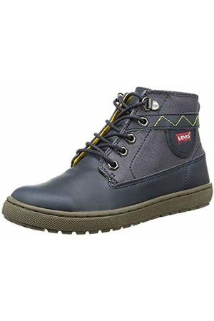 Levi's Boys Slippers - Boys' Roodem Hi-Top Slippers Size: 7 Child UK