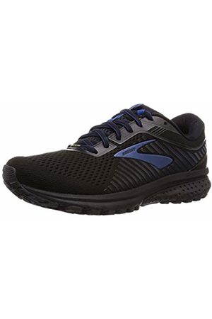 Brooks Men Shoes - Men's Ghost 12 GTX Running Shoes, ( /Ebony/ 064)