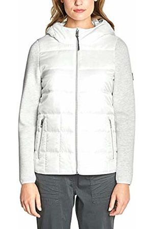 Cecil Women's 211011 Jacket, Pure Off 10125