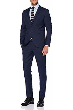 Cinque Men's Cipuletti Suit, (Dunkel 68)