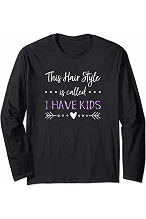 Purple G-od-Zill-a Kids T-Shirts Long Sleeve Tees Fashion Tops for Boys//Girls