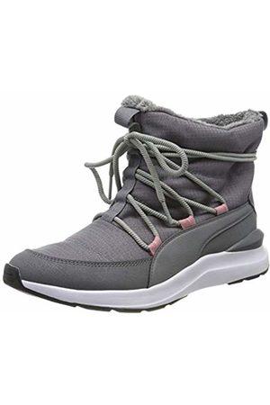 Puma Women's Adela Winter Boot Snow, (Steel Gray 03)