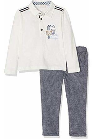 chicco Baby Boys' Completo Polo Con Pantaloni Lunghi Clothing Set