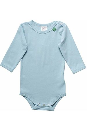 Green Cotton Baby Boys' Alfa Body Shaping Bodysuit, Water 015441501
