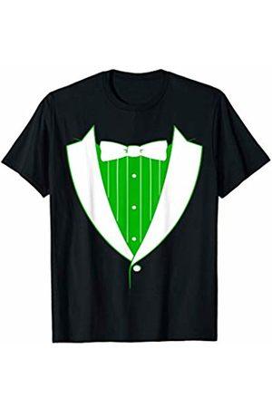 Buy Cool Shirts Irish St Patty's Day Tuxedo T-Shirt