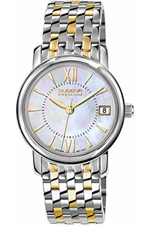 DUGENA Women's Analogue Quartz Watch with Stainless Steel Strap 7090155-1