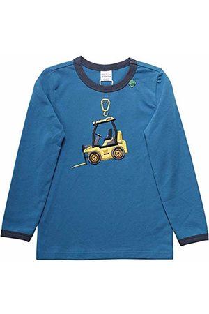 Green Cotton Boys' Hello Truck T Baby T-Shirt, (Deep 019434202)