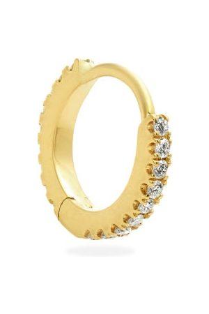 Maria Tash Eternity Diamond & 18kt Single Earring - Womens