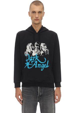 NASASEASONS Dark Angel Cotton Sweatshirt Hoodie