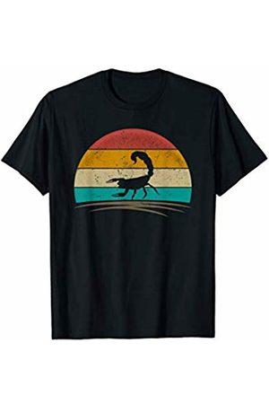 Wowsome! Vintage Scorpion Retro 70s Distressed Scorpion Men Women T-Shirt