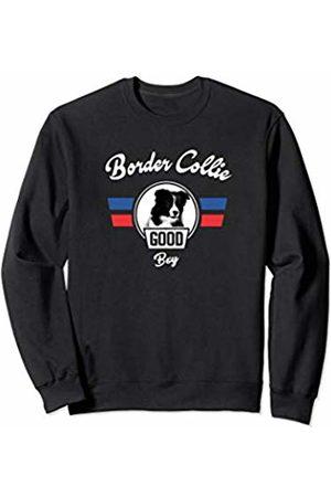 Border Collie Lovers Gifts Boys T-shirts - Border Collie Dog Training Shirt Good Boy Sweatshirt