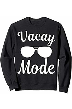 UnicornsField Family vacation gifts Funny cool Family gifts vacay mode sunglasses Sweatshirt