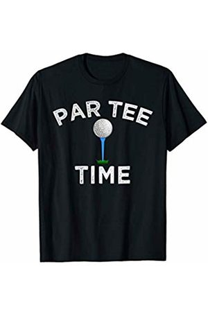 Funny Love Playing Golf Friend Gifts Golf Party Partee Par Tee Time Golf Player Gift Pun Meme T-Shirt