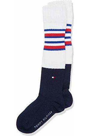 Tommy Hilfiger Boy's Th Kids Kneehigh 1p Plush Calf Socks