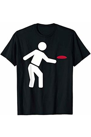 Disc golf gifts Disc golf icon T-Shirt