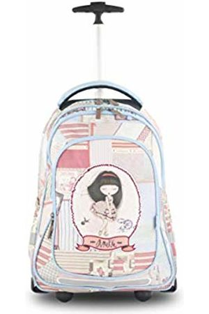 Anekke Suitcases & Luggage - 48 cm 32 Litre Patchwork Backpack