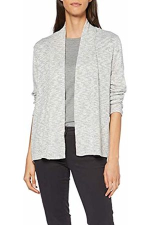 Tom Tailor Women's T-Shirt Cardiga, Melange, XL Cardigan, 11282