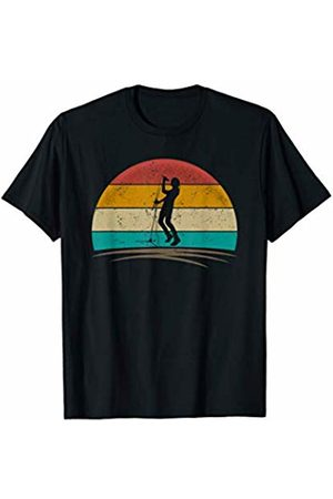 Wowsome! Vintage Singer Retro 70s Distressed Vocalist Men Women T-Shirt