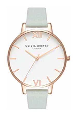 Olivia Burton Womens Analogue Japanese Quartz Watch with Leather Strap OB16BDW36