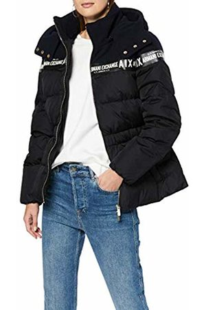 Armani Women's Real Down Double Colour Bomber Jacket, 1200