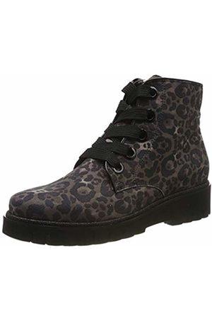 ARA Women's Jackson 1216444 Combat Boots, ( , Schwarz 75)