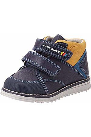 Pablosky Baby Boys' 64721 Boots, Azul