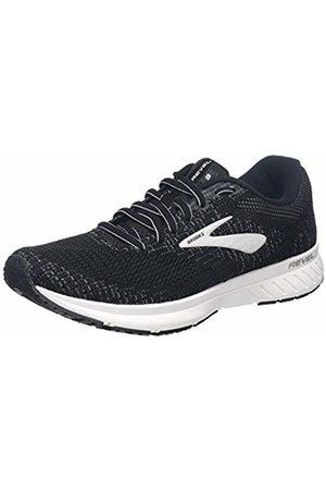 Brooks Men's Revel 3 Running Shoes, ( /Blackened Pearl/ 012)