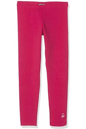 Benetton Girl's Basic G1 Leggings