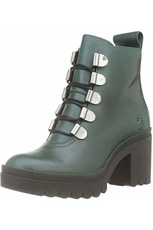 Fly London Women's TAPA512FLY Ankle Boots, (Petrol 002)