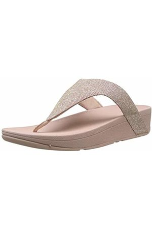 FitFlop Women Sandals - Women's LOTTIE TOE POST - HOLIDAY GLITZ Open Sandals