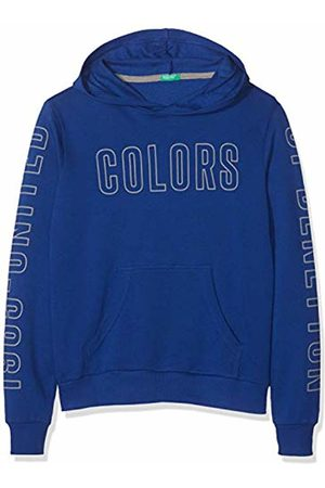 Benetton Boy's Basic B1 Sports Hoodie