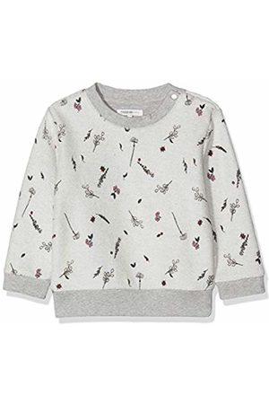 Noppies Baby Girls' G Sweat ls Calimesa AOP Sweatshirt, ( Melange P203)