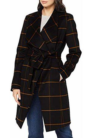 Comma, Women's 8t.908.52.4244 Coat, Vicuna Brushed 99n6