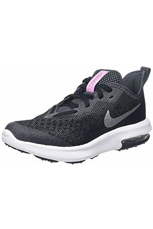 Nike Girls Air Max Sequent 4 (ps) Running Shoes, ( /Metallic /Anthracite/ 001)