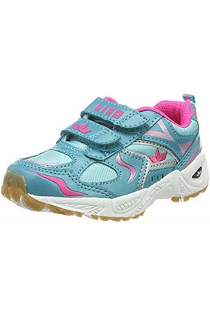 LICO Girls' Bob V Multisport Indoor Shoes, Turquoise türkis/