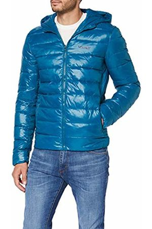 Wrangler Men's Puffer Jacket (Ink B05)