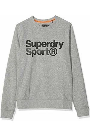 Superdry Men's Core Sport Crew Sweatshirt, ( Marl Q)