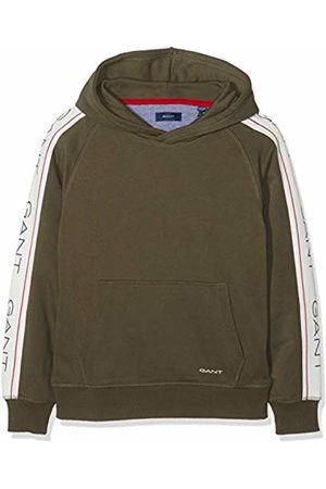 GANT Boys' D1. Archive Sweat Hoodie Sports