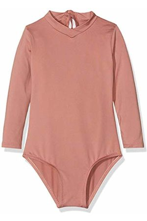March Baby Girls' Kids Kelia Swimsuit, (Dusted 005)