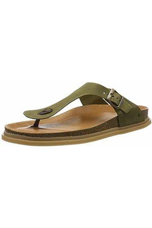 Bearpaw Men's Pablo Flip Flops, Olive (226)