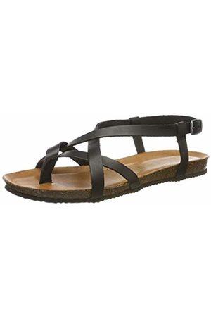 Bearpaw Women's Lucia Ankle Strap Sandals, Ii (011)