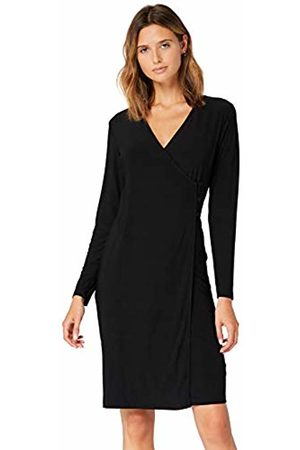 TRUTH & FABLE Damen Cbtf056 cocktailkleid Not Applicable, Schwarz