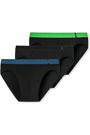 Schiesser Men's 95/5 Rio-Slip (3er Pack Box) Boxer Briefs