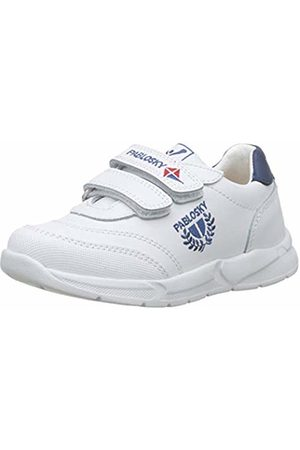 Pablosky Unisex Kids' 277902 Low-Top Sneakers, Blanco