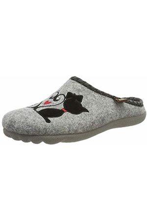 Manitu-Home Women Slippers - Women's 320579 Open Back Slippers