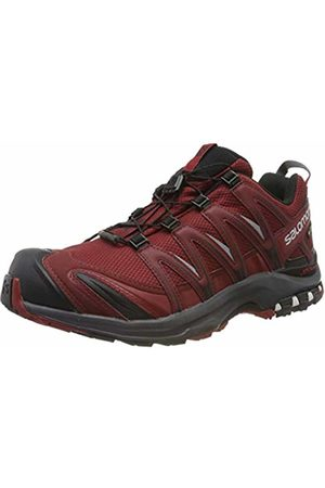 Salomon Men's Trail Running Shoes, XA Pro 3D GTX, Syrah/Ebony/ Dahlia