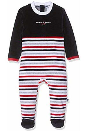ABSORBA Baby 7p54381-ra Db Pont Dos Sleepsuit, (Marine 04)