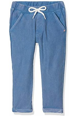 Noppies Baby Girls' G Pants Slim Cheval Trousers, Medium Wash P044