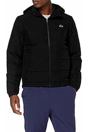 Lacoste Sport Men's Bh8843 Jacket, Noir C