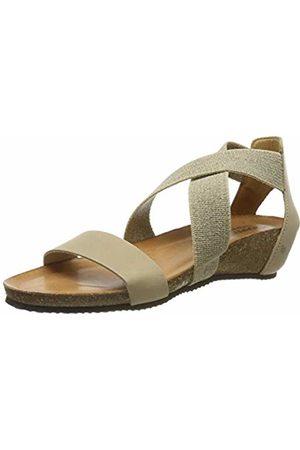 Bearpaw Women's Carla Ankle Strap Sandals